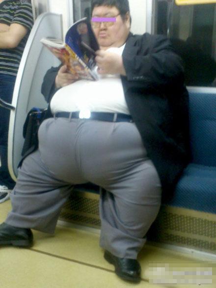 这个胖得稍微有点过分了